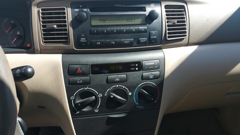2007 Toyota Corolla CE 4dr Sedan (1.8L I4 4A) - Fredericksburg VA