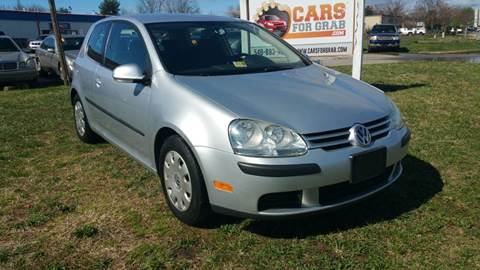 2009 Volkswagen Rabbit for sale at Cars 4 Grab in Winchester VA