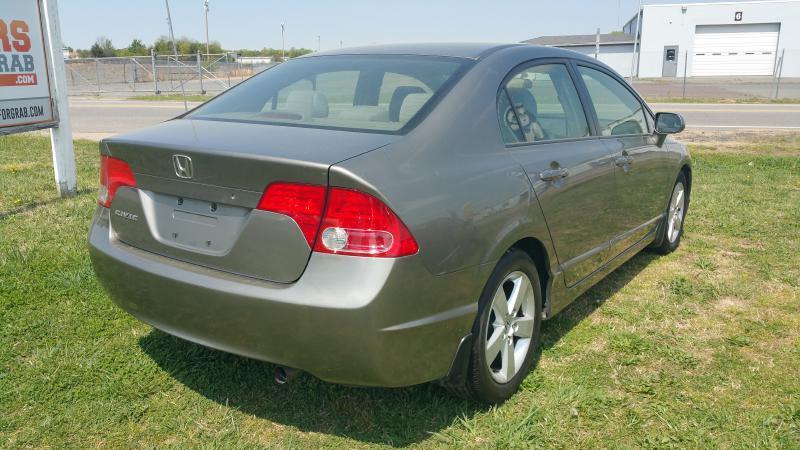 2006 Honda Civic EX 4dr Sedan w/Automatic - Fredericksburg VA