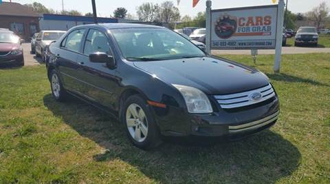 2009 Ford Fusion for sale at Cars 4 Grab in Winchester VA