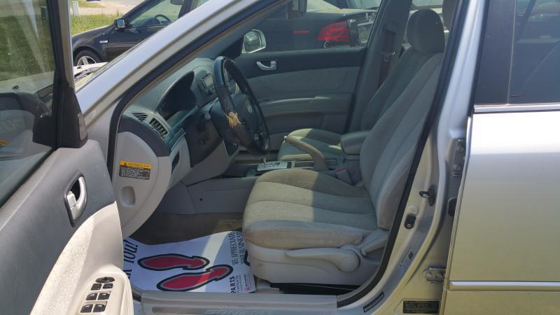 2006 Hyundai Sonata GLS V6 4dr Sedan - Fredericksburg VA