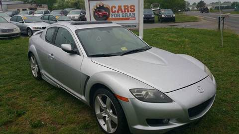 2004 Mazda RX-8 for sale at Cars 4 Grab in Winchester VA