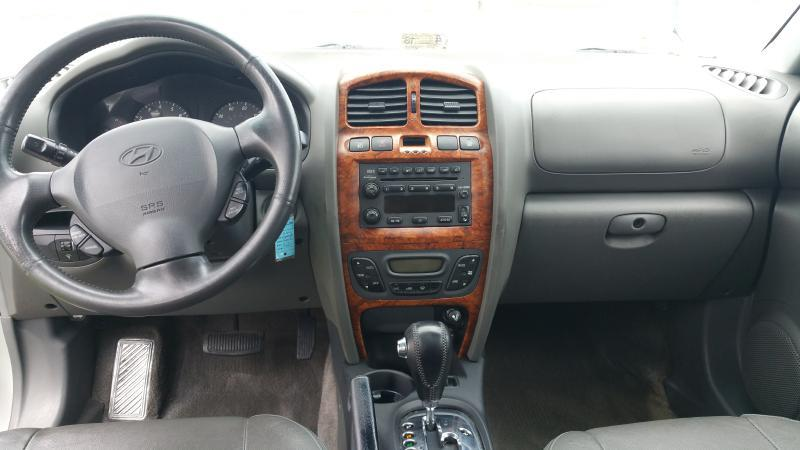 2004 Hyundai Santa Fe AWD GLS 4dr SUV - Fredericksburg VA