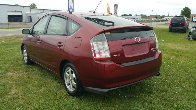 2004 Toyota Prius 4dr Hatchback - Fredericksburg VA