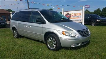 2007 Chrysler Town and Country for sale in Fredericksburg, VA