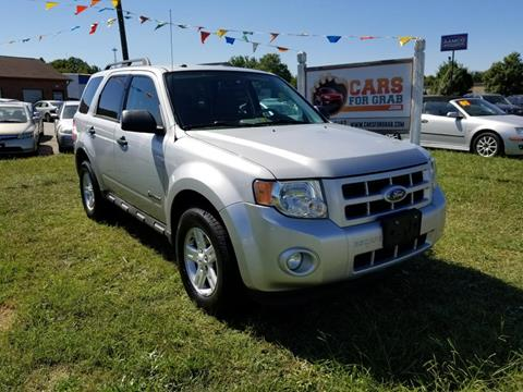 2009 Ford Escape Hybrid for sale in Fredericksburg, VA