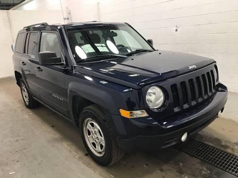 2015 Jeep Patriot for sale in Winchester, VA