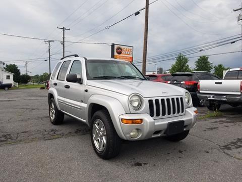 2003 Jeep Liberty for sale in Winchester, VA