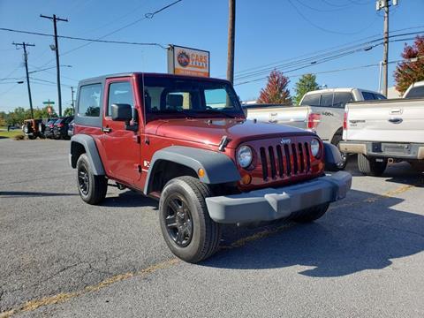 2007 Jeep Wrangler for sale in Winchester, VA