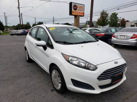 2016 Ford Fiesta for sale at Cars 4 Grab in Winchester VA