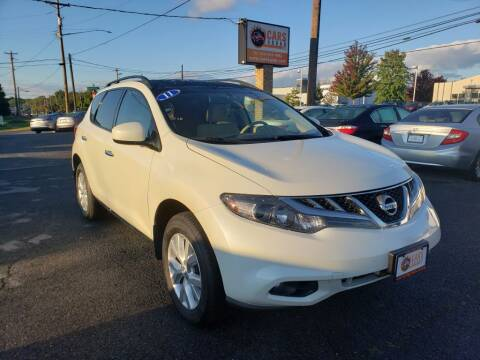 2011 Nissan Murano for sale at Cars 4 Grab in Winchester VA