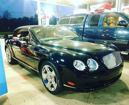 2007 Bentley Continental for sale at Massirio Enterprises in Middletown CT