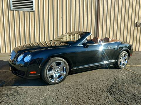 2007 Bentley Continental GTC for sale in Middletown, CT