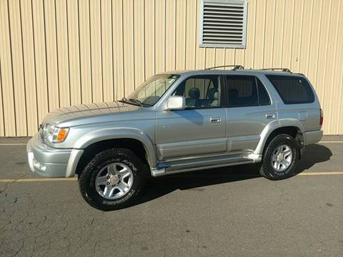 1999 Toyota 4Runner for sale at Massirio Enterprises in Middletown CT