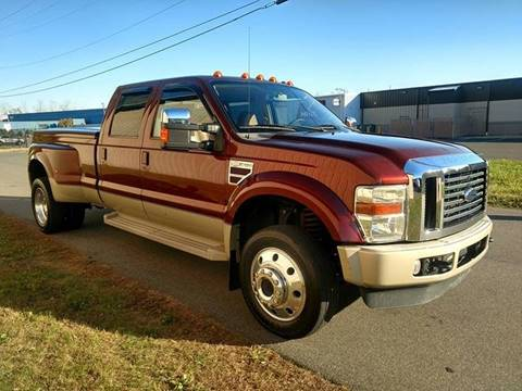 2008 Ford F-450 Super Duty for sale at Massirio Enterprises in Middletown CT