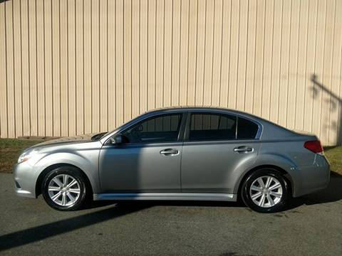 2011 Subaru Legacy for sale at Massirio Enterprises in Middletown CT