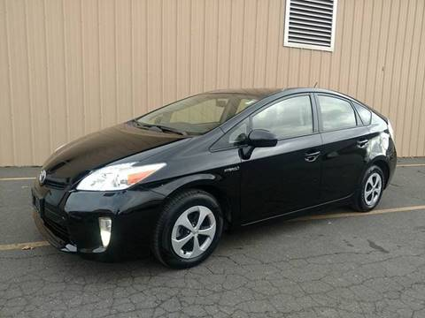 2013 Toyota Prius for sale at Massirio Enterprises in Middletown CT