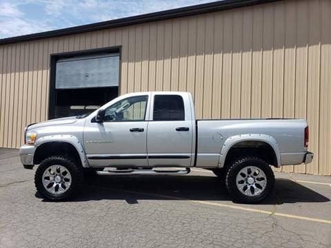 2006 Dodge Ram Pickup 2500 for sale at Massirio Enterprises in Middletown CT