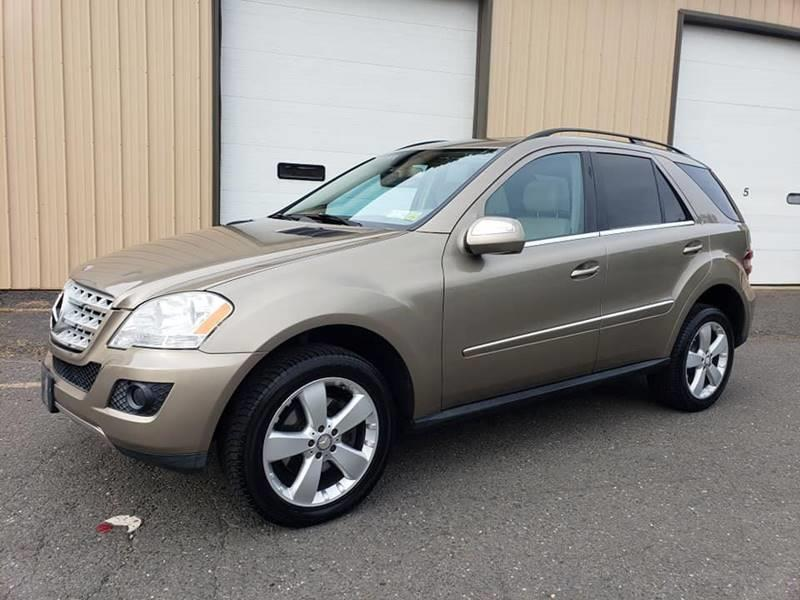 2010 Mercedes Benz M Class Ml 350 4matic In Middletown Ct