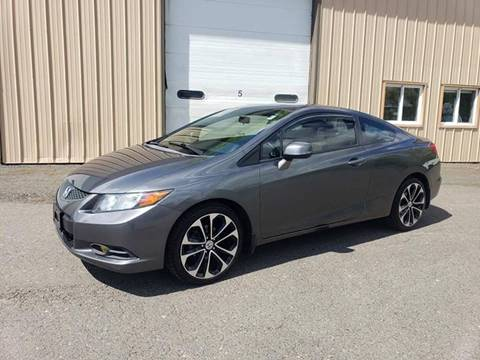 2012 Honda Civic for sale in Middletown, CT