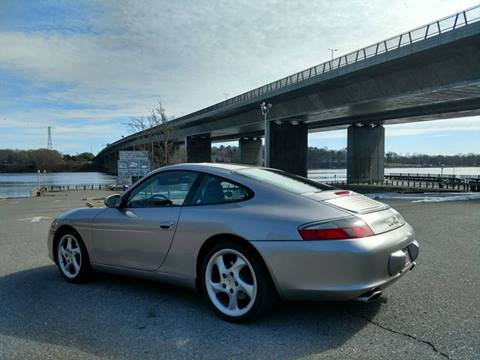 2002 Porsche 911 for sale at Massirio Enterprises in Middletown CT