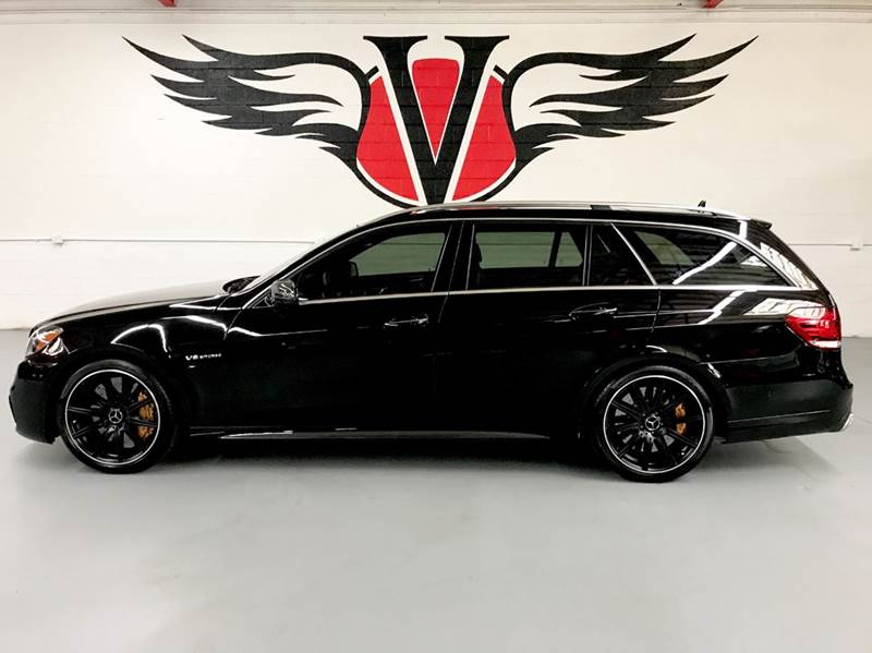 2014 Mercedes-Benz E-Class for sale at Veloce Motors in San Diego CA