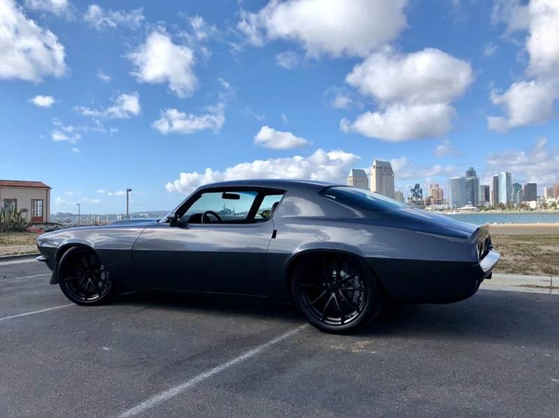 1971 Chevrolet Camaro Full Custom In San Diego CA - Veloce