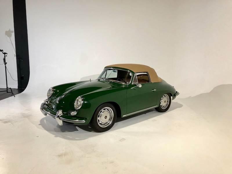 1964 Porsche 356 for sale at Veloce Motors in San Diego CA