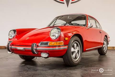 1968 Porsche 912 for sale at Veloce Motors in San Diego CA
