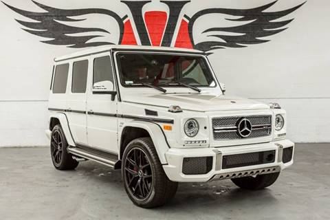 2018 Mercedes-Benz G-Class for sale in San Diego, CA