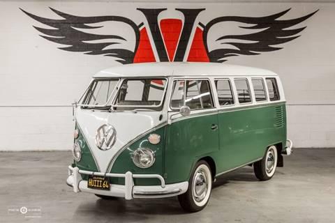 1964 Volkswagen Bus for sale in San Diego, CA
