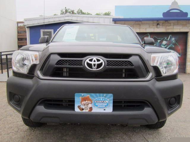 2014 Toyota Tacoma 4x2 2dr Regular Cab 6.1 ft SB 4A - Austin TX