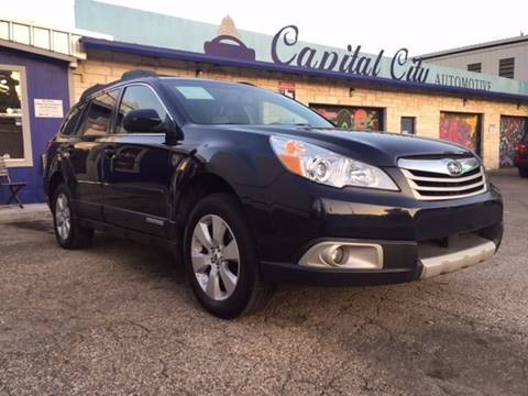 2012 Subaru Outback for sale in Austin, TX