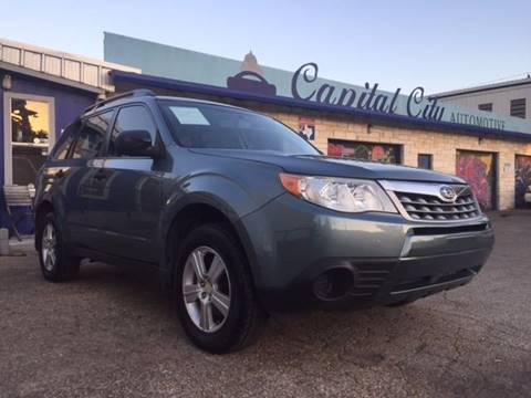 2011 Subaru Forester for sale in Austin, TX