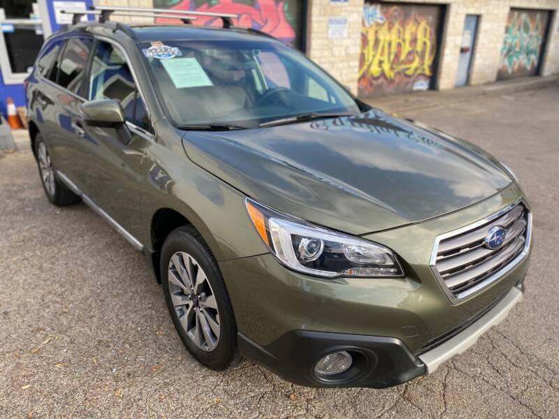 2017 Subaru Outback AWD 2.5i Touring 4dr Wagon - Austin TX
