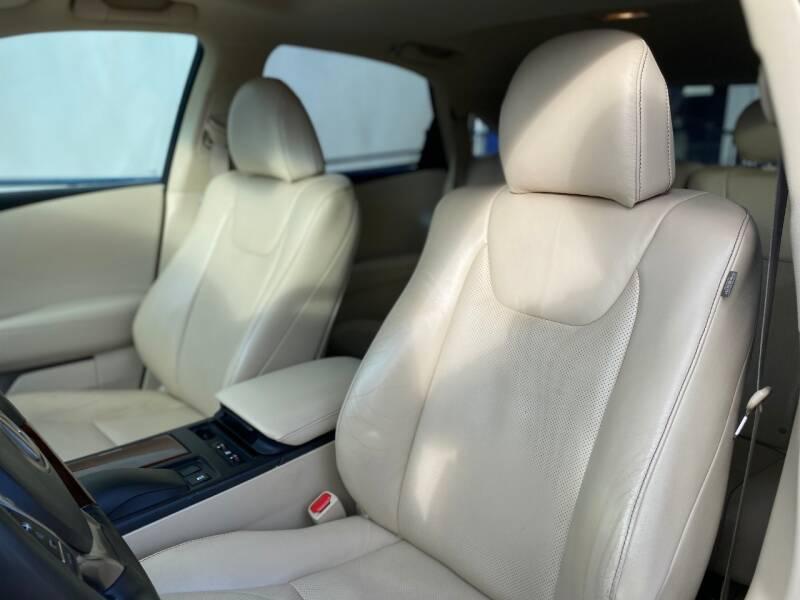 2015 Lexus RX 350 4dr SUV - Austin TX