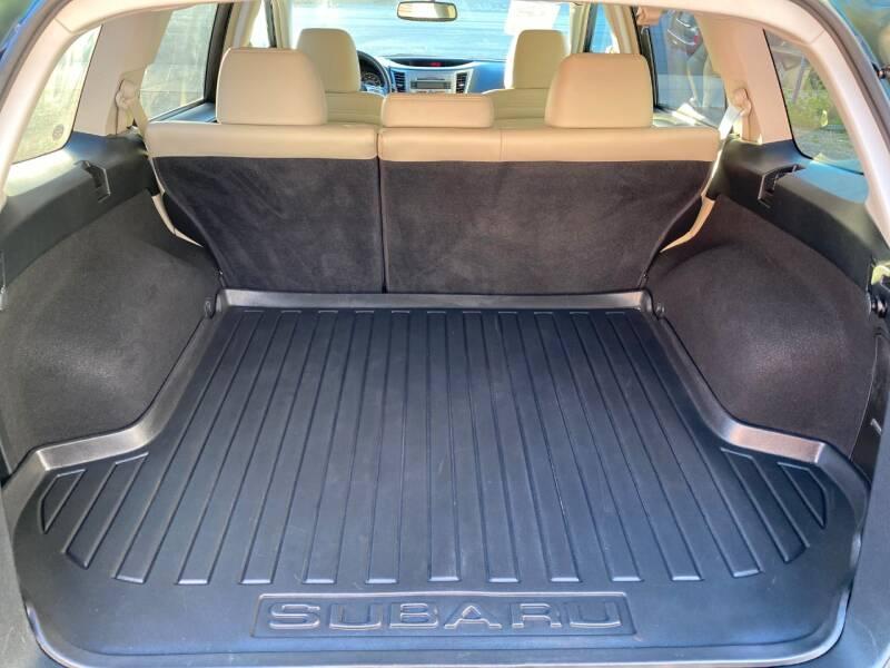 2010 Subaru Outback AWD 3.6R Limited 4dr Wagon - Austin TX