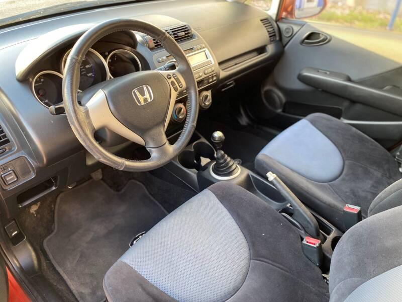 2008 Honda Fit Sport 4dr Hatchback 5M - Austin TX