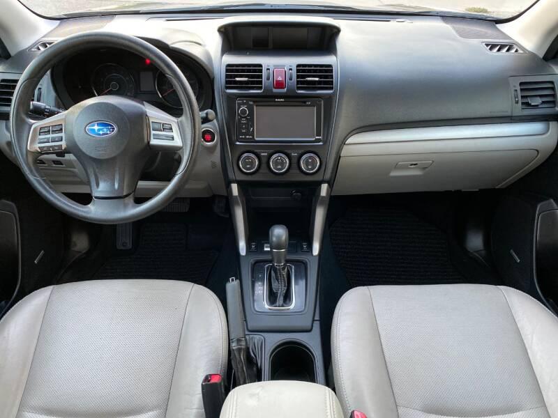 2015 Subaru Forester AWD 2.5i Touring 4dr Wagon - Austin TX