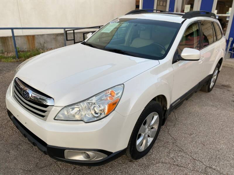 2011 Subaru Outback AWD 2.5i Limited 4dr Wagon - Austin TX