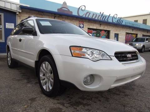 2008 Subaru Outback for sale in Austin, TX