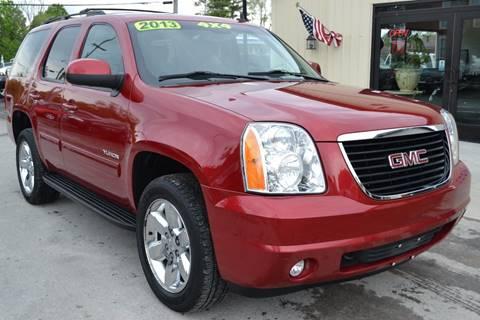 2013 GMC Yukon for sale at Nick's Motor Sales LLC in Kalkaska MI