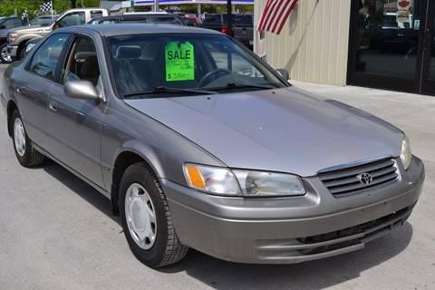 1997 Toyota Camry for sale at Nick's Motor Sales LLC in Kalkaska MI