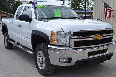 2013 Chevrolet Silverado 2500HD for sale at Nick's Motor Sales LLC in Kalkaska MI