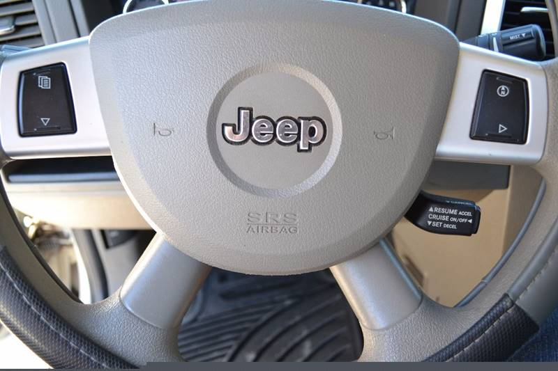 2008 Jeep Grand Cherokee for sale at Nick's Motor Sales LLC in Kalkaska MI