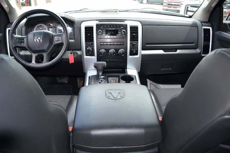 2012 RAM Ram Pickup 1500 for sale at Nick's Motor Sales LLC in Kalkaska MI