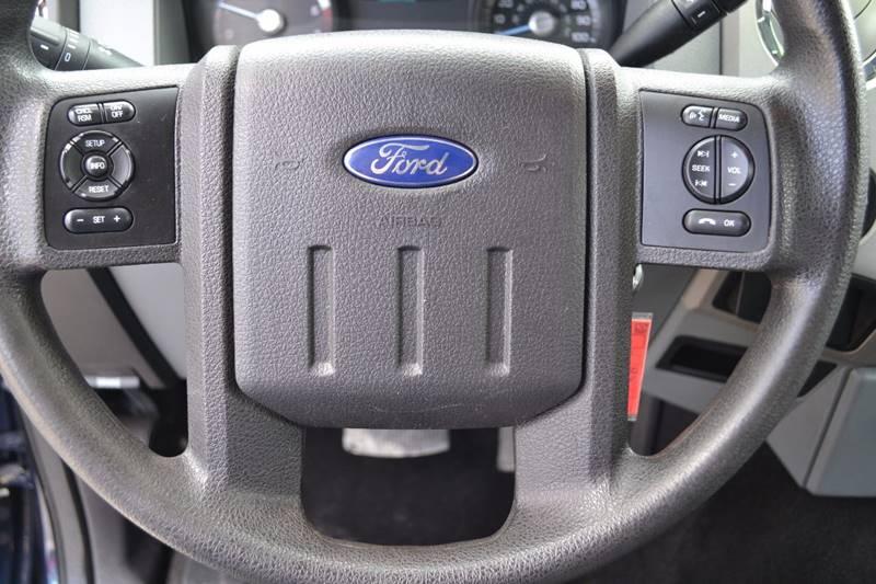 2015 Ford F-250 Super Duty for sale at Nick's Motor Sales LLC in Kalkaska MI