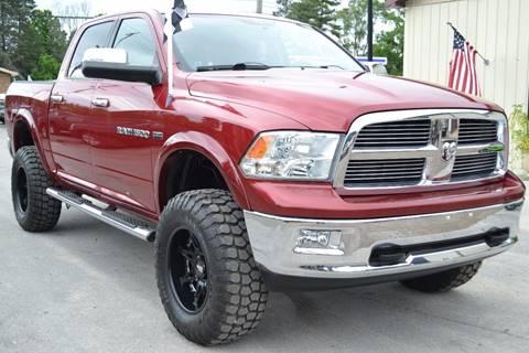 2011 RAM Ram Pickup 1500 for sale at Nick's Motor Sales LLC in Kalkaska MI