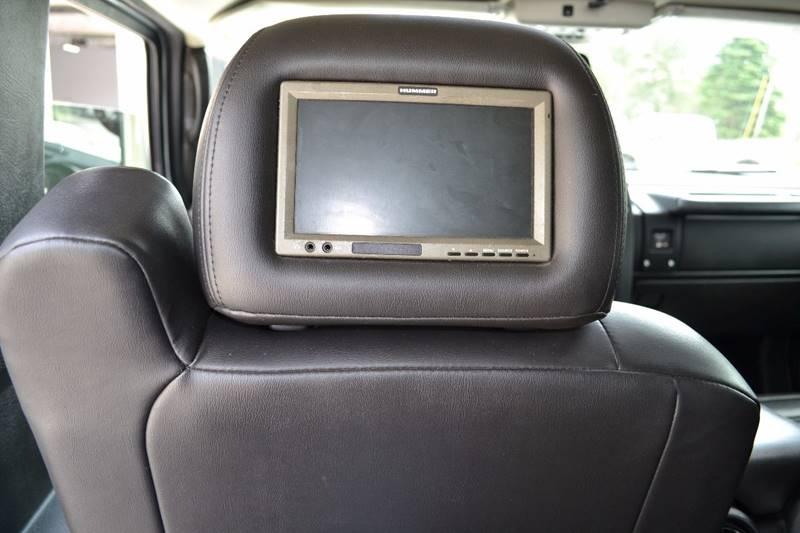 2006 HUMMER H2 for sale at Nick's Motor Sales LLC in Kalkaska MI