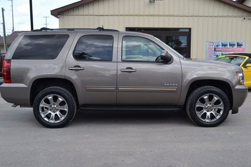 2012 Chevrolet Tahoe for sale at Nick's Motor Sales LLC in Kalkaska MI